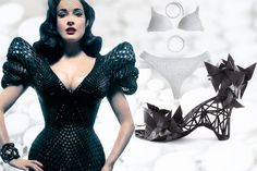 The Future of 3-D Printed Fashion, One Synthetic Thread at a Time