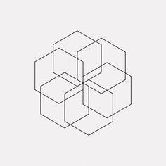 #AU15-300 A new geometric design every day.