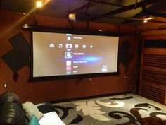 how to setup a Home Theater in details