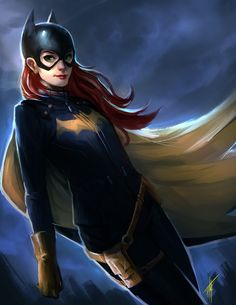 Batgirl 2014 by eko999.deviantart.com on @deviantART