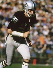 Fred Biletnikoff Oakland Raiders 1965-78. HOF Class '88.