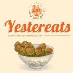 Yestereats   Kue Clorot