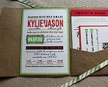 Watermelon Graphic Poster Wedding #Invitation