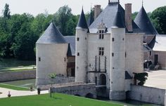 Château de Chamerolles 1 - Chilleurs-aux-Bois