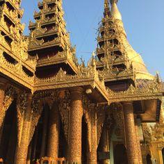 Yangon Yangon, Tower, Building, Travel, Rook, Viajes, Computer Case, Buildings, Destinations