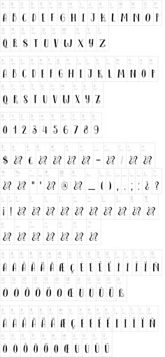 DK Innuendo - font for chalkboards