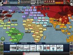 Relive the nostalgic dread of the Cold War with board game Twilight Struggle : boardgames