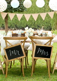 Fun Party Decor From Typo