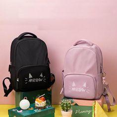 0624b42a46a9 Школьный рюкзак Meow. Купить в интернет-магазине Mak-Shop - 928060678