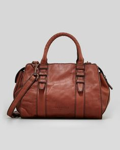 Scrumptious leather, impeccable stitching and quality. Marylin Botalato Leather Tote Bag, Scotch by Liebeskind at Neiman Marcus.
