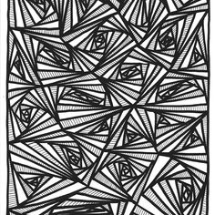 this is a must have for all the lovers of optical and illusion. so many products with this pattern for a special fashion look optical, illusion, geometry, black, white, escher, line, frame, contemporary, wave, curve, pattern, abstract, modern, fractal, repetition, uncommon, art, creative, graphic, unique