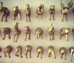 Animal Magnets - why not recycle all Schleich animals in the house when the kids grow older
