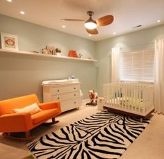 modern room baby