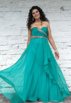 6c77313650ae6 This one is so beautiful and it s my favorite color! Bridesmaid Dresses  Plus Size