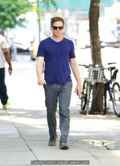 Michael C. Hall spotted in the East Village in New York City http://icelebz.com/events/michael_c_hall_spotted_in_the_east_village_in_new_york_city/photo1.html