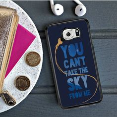 Malcolm Reynolds Quotes Samsung Galaxy S6 Edge Case