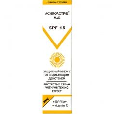 achroactive max крем с отбеливающим действием цена