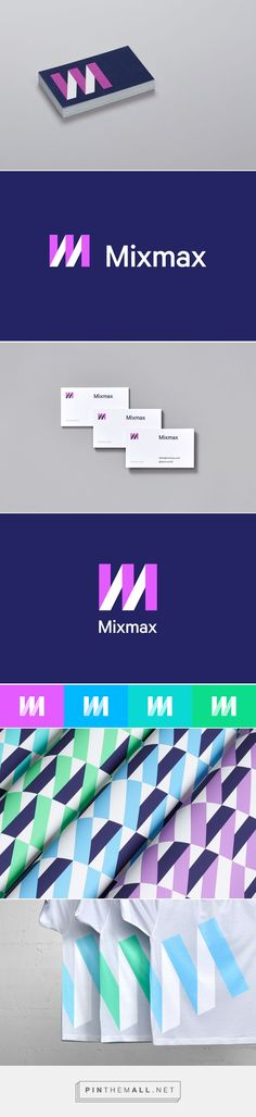 Mixmax – Visual Identity System by Moniker SF