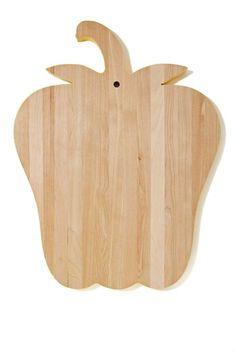 Pepper Cutting Board