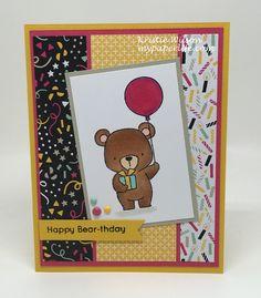 Happy Bear-thday