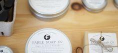 Port Product Bio: Fable Soap Co.