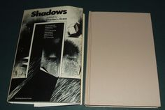 Shadows by Edited Charles L. Grant 1st in Dust Jacket Stephen King, Robert Bloch