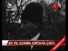 Atatürk'ün 89 Yıl Sonra Yeni Görüntüleri, Gülen Yüzüne Hasret, Fransız A...