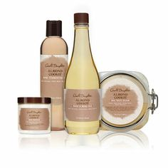 Natural Hair Care, Natural Beauty Products, Natural Skincare - Carol's Daughter - Almond Cookie Spa Experience Set