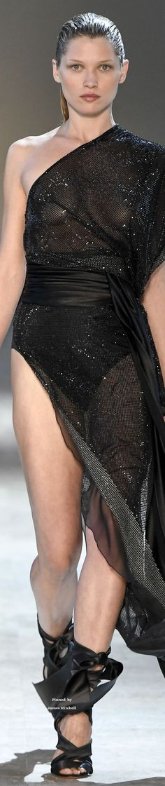 Alexandre Vauthier Fall 2016 Couture