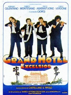 Taddeus is the manager of the Grand Hotel Excelsior. The Summer season begins in May and since then many odd persons frequent the hotel. There is Ilde Vivaldi, in love with Taddeus and the . Best Movies On Amazon, Best Movies List, Movie List, Good Movies, Movie Tv, Watch Movies, Video 4k, Sky Cinema, Grande Hotel