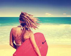 bodyboard girl // asi quien no se enamora :D