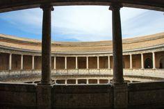 Palacio Carlos V, Granada - Spain