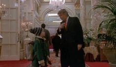 Donald Trump in Home Alone 2