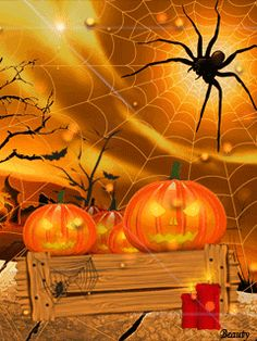 Spider And Lantern Halloween Gif halloween spider halloween pictures halloween images halloween gifs jack o lantern halloween pics halloween.image halloween illustration Spider And Lantern Halloween Gif Retro Halloween, Halloween Clipart, Halloween Images, Halloween Cards, Holidays Halloween, Scary Halloween, Halloween Pumpkins, Halloween Snacks, Happy Halloween Gif