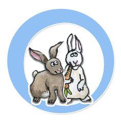 Eine ungewöhnliche Begegnung Kids Pages, Bunny