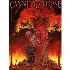 Por alguna razón este placer culposo me parece más que atractivo. Hace poco los escucho y veremos con este documento si Cannibal Corpse seguirá en mi lista de gustos.