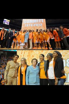 miss the hell out of pat summit.