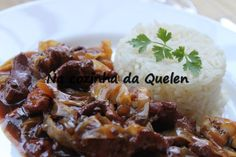 Na cozinha da Quelen...: Chop suey simples-  Carne com legumes à moda chine...