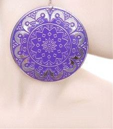 Disk #Earrings $6.50 #jewelry
