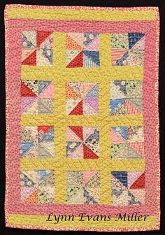 Quilts-Vintage and Antique: antique doll quilts