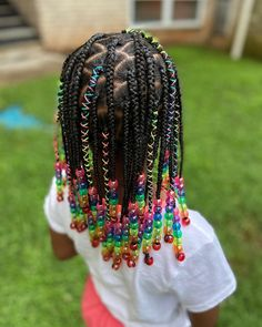 Young Girls Hairstyles, Cute Little Girl Hairstyles, Cute Hairstyles For Kids, Girls Natural Hairstyles, Baby Girl Hairstyles, Kids Braided Hairstyles, Hairstyle Ideas, Children Hairstyles, Little Girl Braid Styles