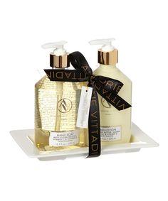 Adrienne Vittadini Hand Soap & Hand Lotion | zulily