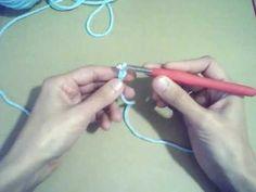 #1 Nudo corredizo y cadena inicial - Curso de Crochet