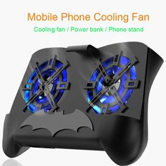 Mobile Phone Cooling Pad Gaming Cooler Radiator Mute Fan Heatsink With Phone Sta Cooler Games, Laptop Cooler, Battle Royale Game, Buy Mobile, Phone Stand, Radiators