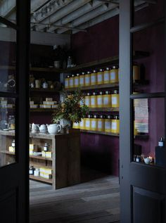 Brooklyn: Bellocq Tea Atelier Photo by Gentl & Hyers