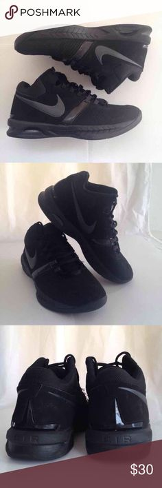 Nike Basketball Shoes Men's Nikes size 8. In great condition bottoms like new. No tears or stains. Gently worn Nike Shoes Sneakers