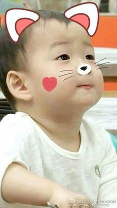 Cute Asian Babies, Asian Kids, Cute Babies, 3 Kids, Cute Kids, Children, Triplet Babies, Superman Kids, Man Se