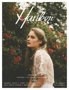 ISSUU - Hanker Magazine Issue Seven by Hanker Magazine