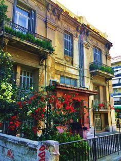 Athens, Architecture Design, Greece, City, Places, Home, Buildings, Paint, Blog