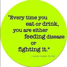 Are you fighting disease or contributing to it? Let Plexus help you! www.plexusslim.com/sylviad